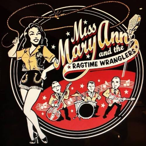 Miss Mary Ann & The Ragtime Wranglers