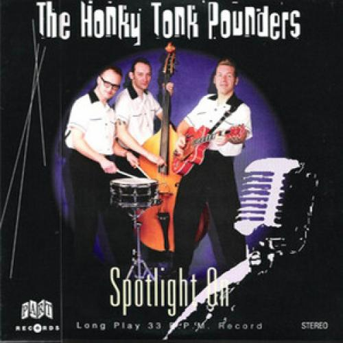 The Honky Tonk Pounders