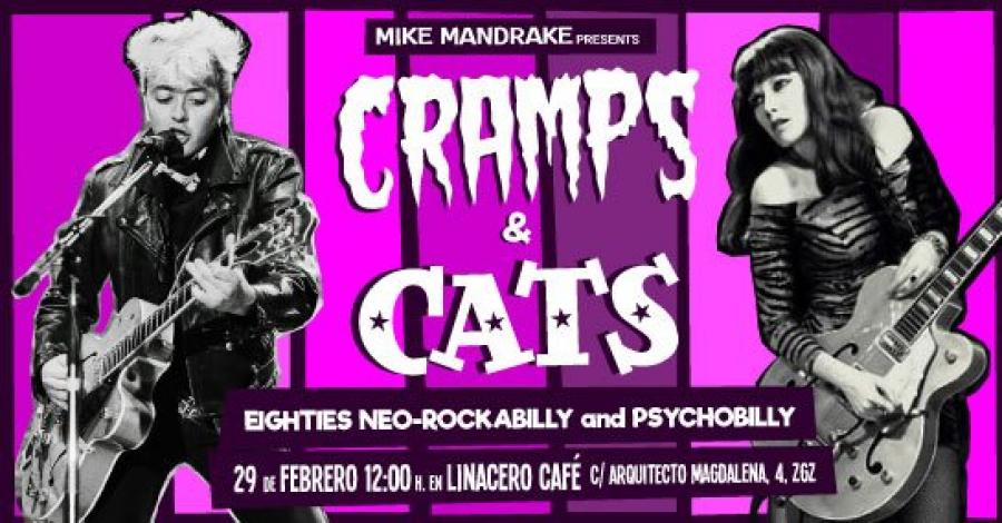 Cramps & Cats. 80