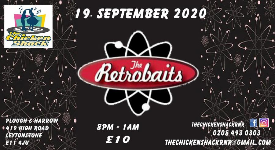 The Chicken Shack Presents - The Retrobaits poster