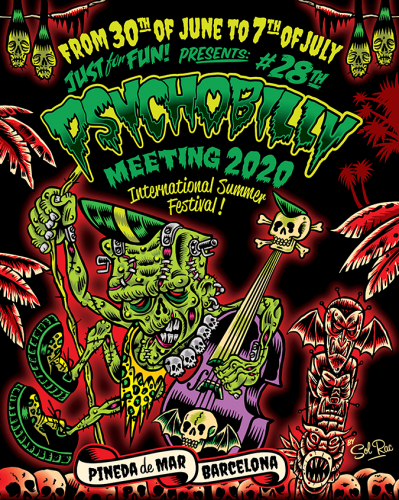 28th Psychobilly Meeting Festival