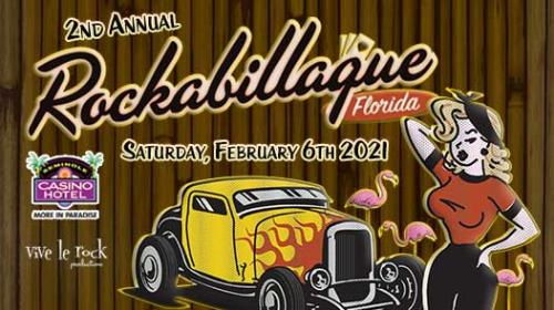2nd Annual Rockabillaque Florida 2021