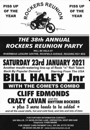 38th Rockers Reunion 2021