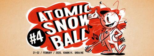 #4 Atomic Snow Ball 2020