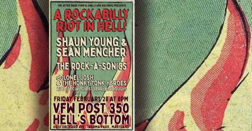 A Rockabilly Riot In Hell!
