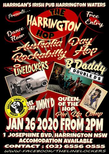 Australia Day Rockabilly Hop 2020