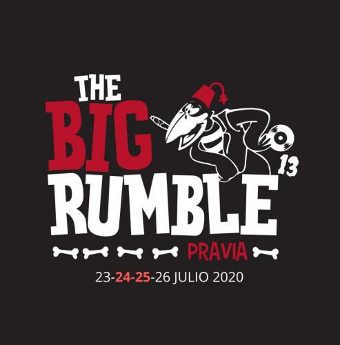 The Big Rumble Pravia #13 - 2020