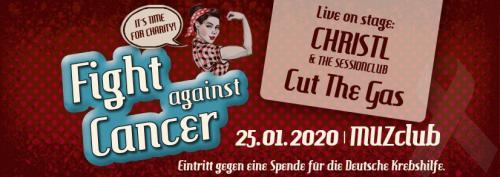 Fight against Cancer / Das Rock´n´Roll Benefiz