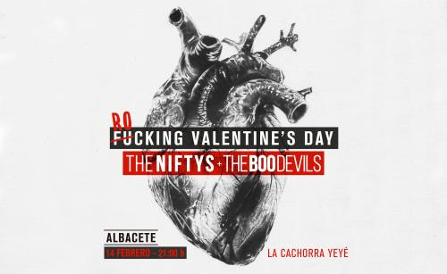 Rocking Valentine's Day: The Boo Devils + The Niftys