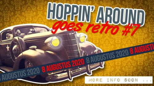 Hoppin' Around Vorselaar goes retro #7