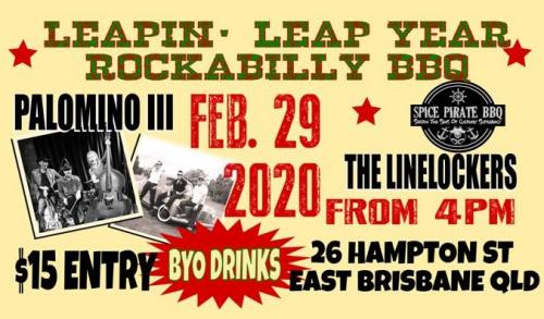 Leapin' Leap Year Rockabilly BBQ