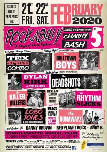 Rockabilly Liver Foundation Charity Bash #5