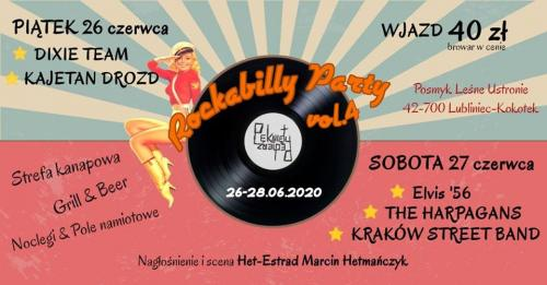 Rockabilly Party vol. 4