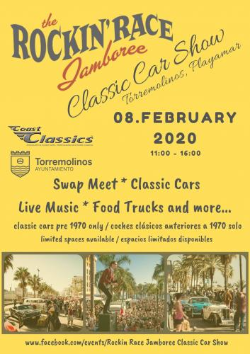 Rockin' Race Jamboree - Classic Car Show