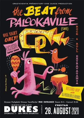Rock'n'Roll Extravaganza - The Beat from Palookaville
