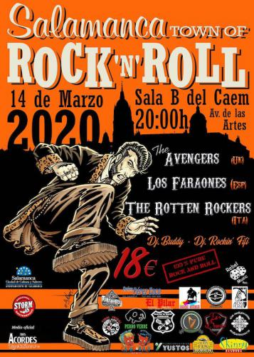 Salamanca Town Of Rock And Roll 2020