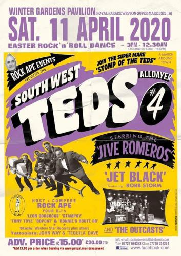 South West Teds All-Dayer #4