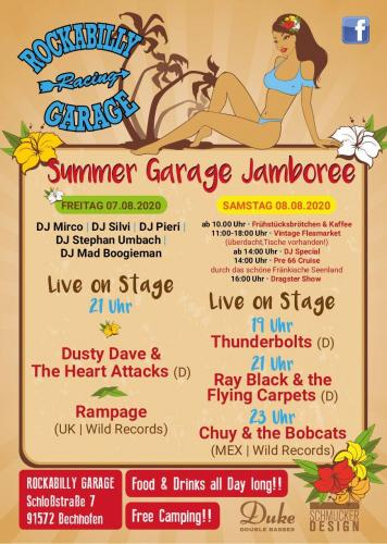 Summer Garage Jamboree
