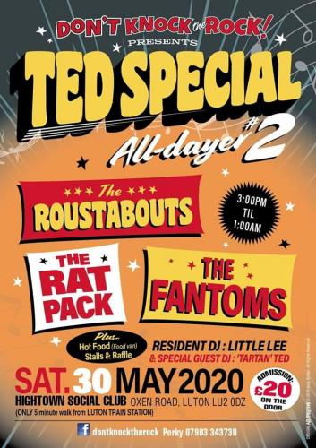 Ted Special All-Dayer No.2