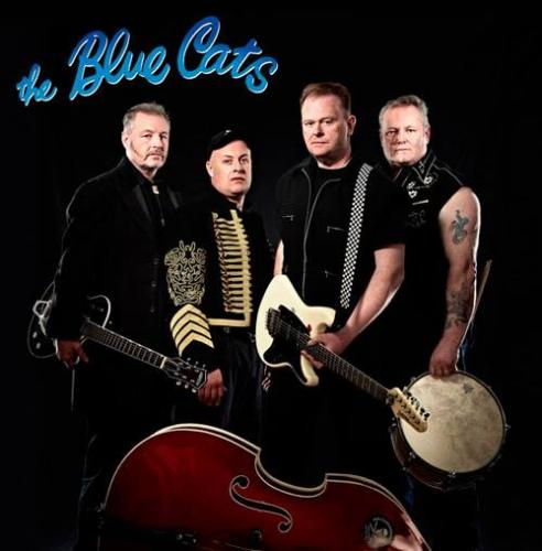 The Blue Cats at Altstadt Eindhoven