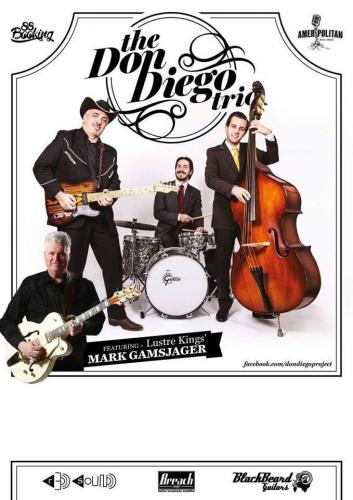 Lustre Kings' Mark Gamsjager w/ Don Diego Trio