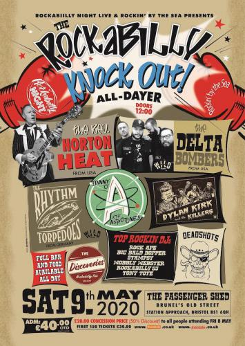 The Rockabilly Knock-Out All-Dayer