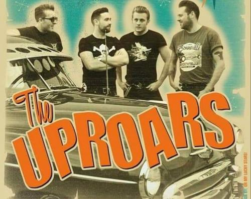 The Uproars @ Clay Country Rockin' Club