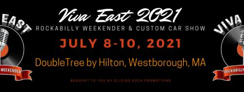 Viva East Rockabilly Weekender 2021