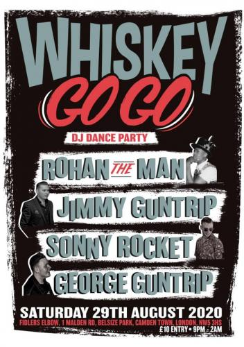 Whiskey Go Go - Summer Dance Party